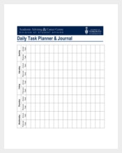 Daily Task Planner & Journal
