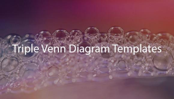 10 Triple Venn Diagram Templates Free Sample Example