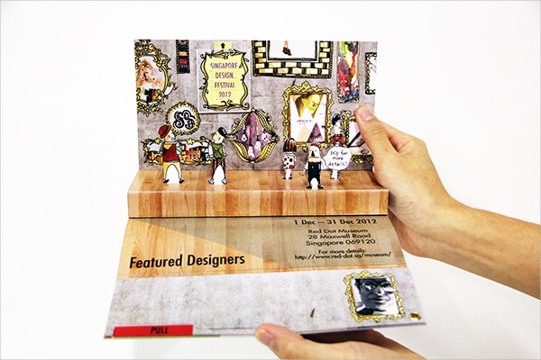 SDF Pop-up Brochure