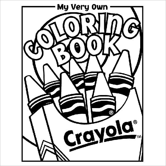 beautiful crayola coloring pages for you