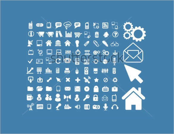 best office edit icons collection