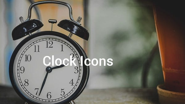 clockicons