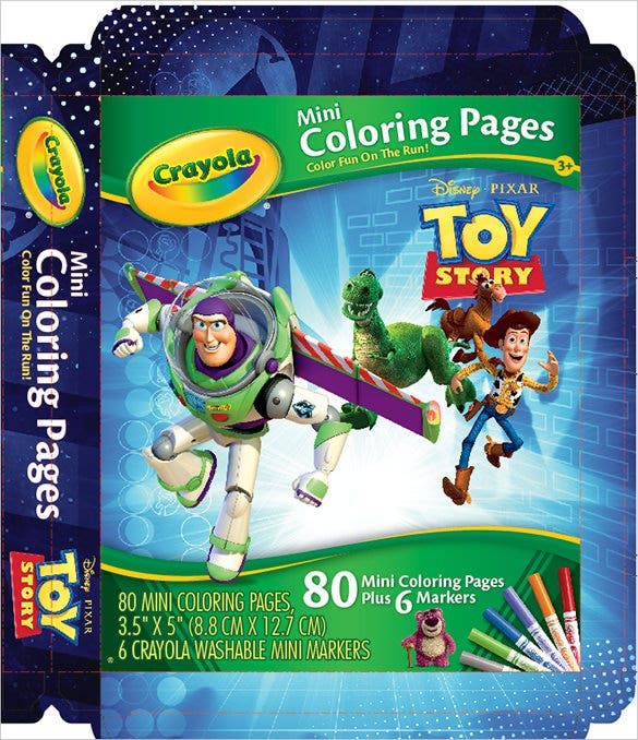 Crayola Coloring Pages - 21+ Free Printable Word, PDF, PNG, JPEG ...