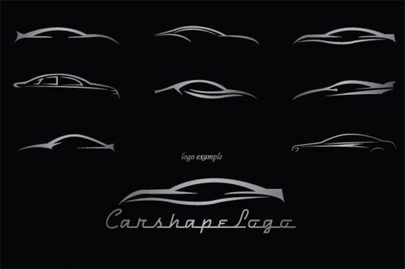 fabulous car shaped logos for download