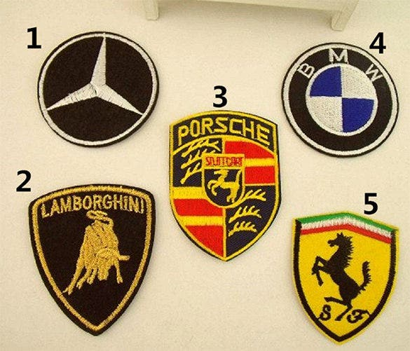 5 outstanding car logos for premium download
