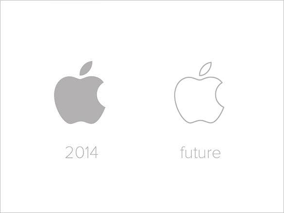 official apple logo 2014. the new apple logo free for you official 2014