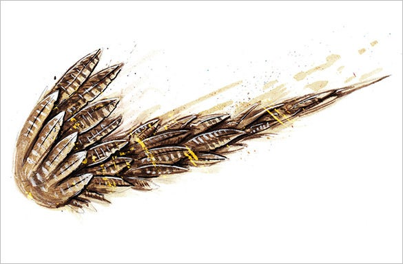 free nike peregrine falcon swoosh logo
