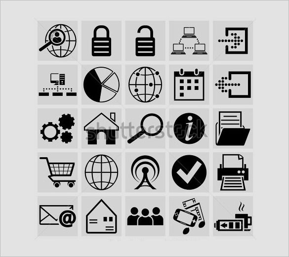 amazing information icons to download