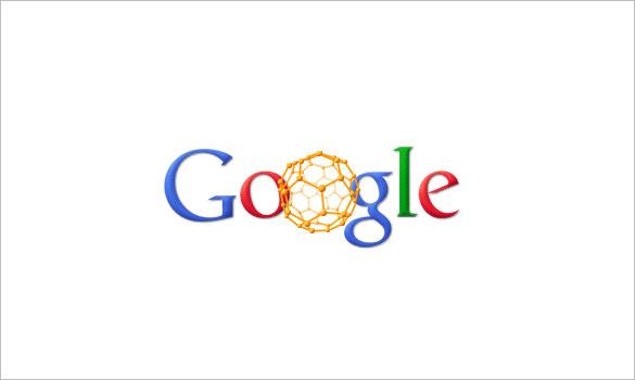 buckyball interactive google logo