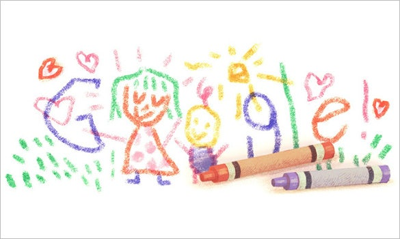 mothers day interactive google logo
