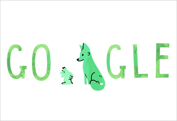 fathers day interactive google logo