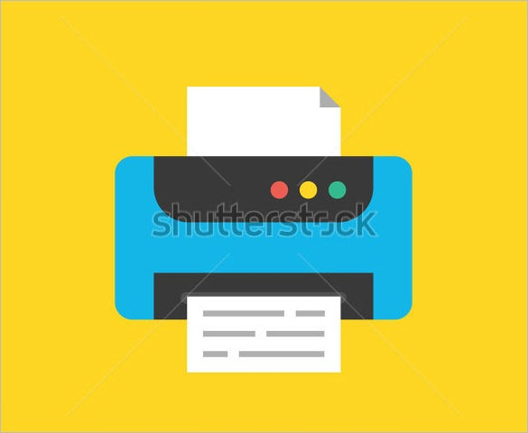 download printer icons for vector