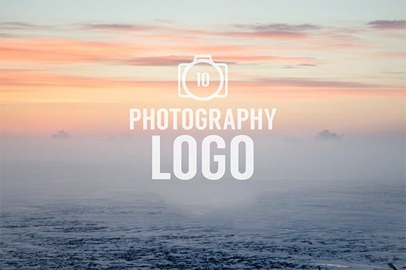 10 premium fresh photography business logo