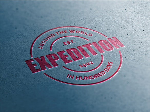 free expedition photoshop documents logo