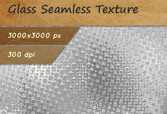 awesome glass seamless textures