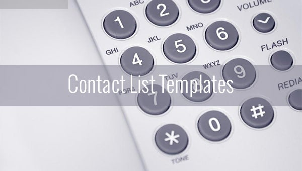contactlisttemplate