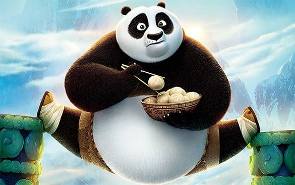 kung fu panda funny desktop backgrounds