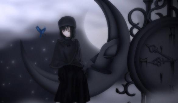 alice art anime free desktop background
