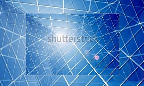 modern glass textures