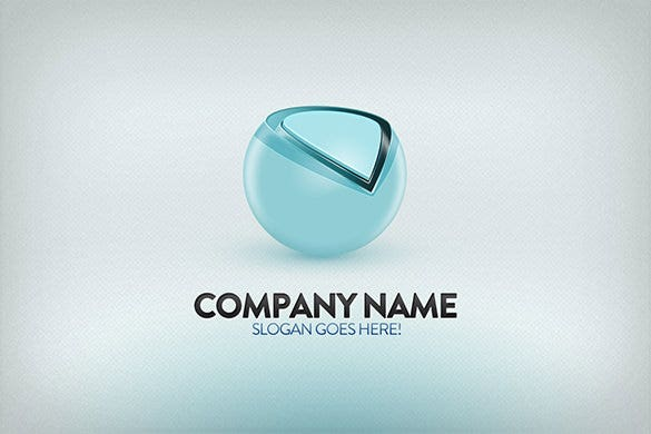 customizable photoshop documents logo