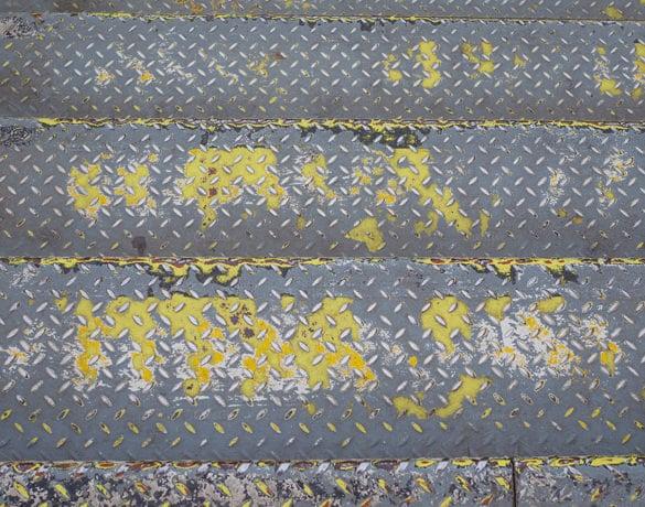 abstract steel textures