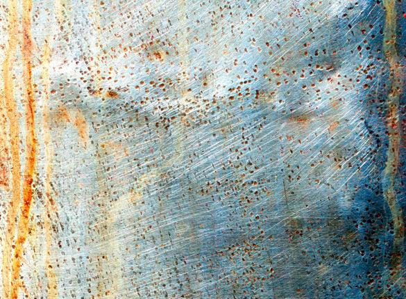 damaged steel textures