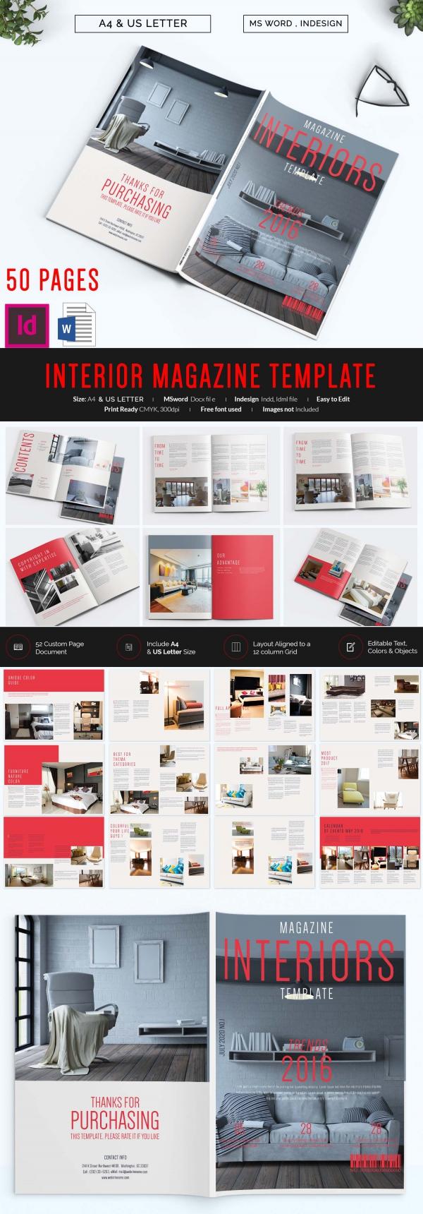 Brand New Interior Magazine