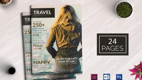 73+ nd New Magazine Template - Free Word, PSD, EPS, AI ... Microsoft Publisher Newsletter Templates For Office Liry on