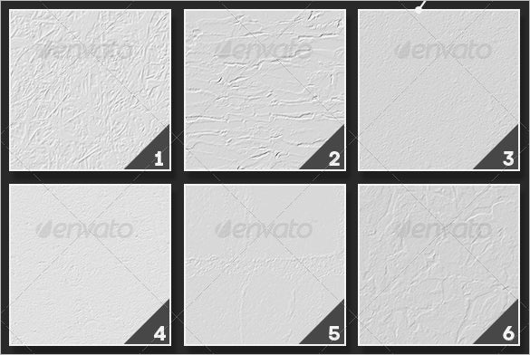 creative white stucco textures