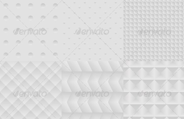 different white photoshop textures set