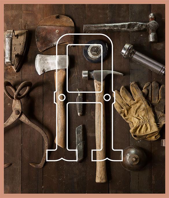 free erster caps font for designer