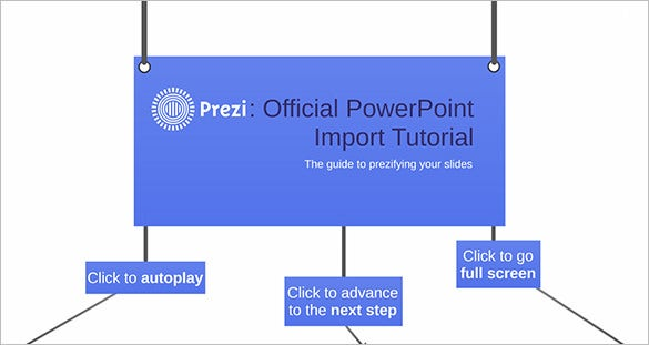 prezi presentation template free download