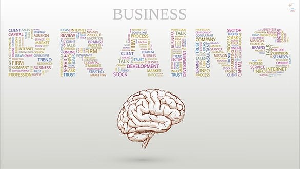 business brains prezi template free download