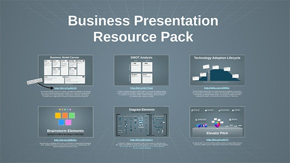 prezi business presentation template resource pack