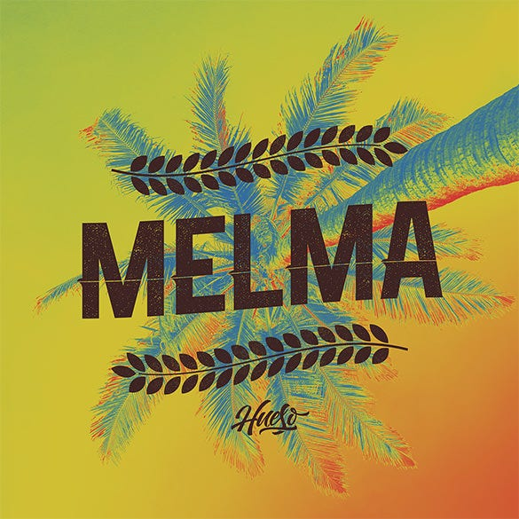 melma modern font for designers