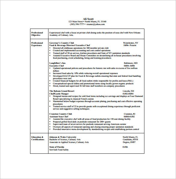 College Resume PDF Templete Free Download  Some College On Resume