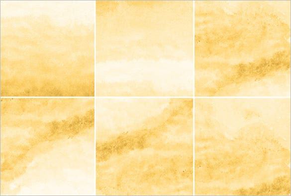 awesome yellow textures set