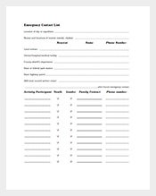 Emergency-Contact-List-Free-Download