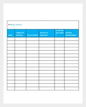 Sample-Wedding-Guest-List-Template