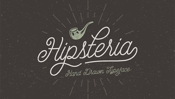 hipsterfont