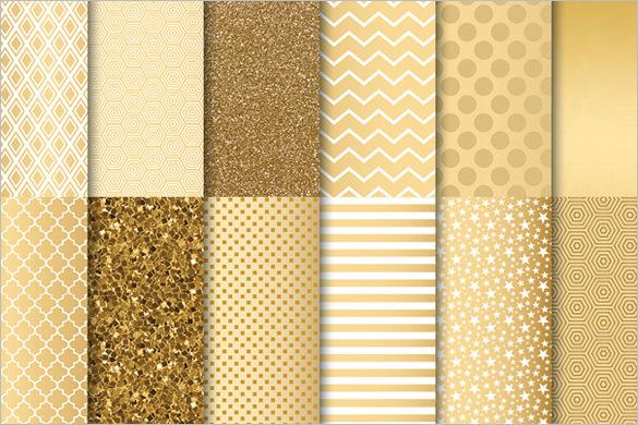 best gold textures set