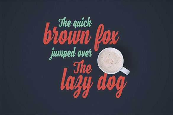 free hamster script commercial font
