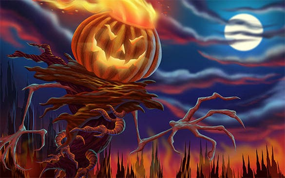 halloween best screensavers free download