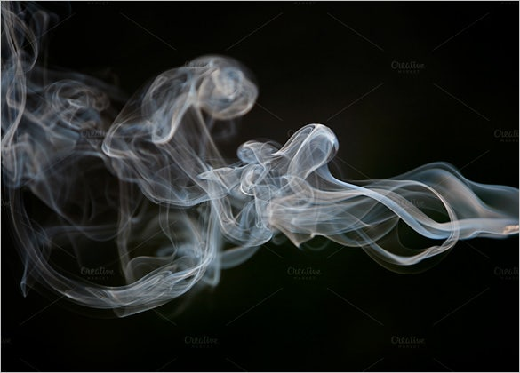 creative smoke textures collection