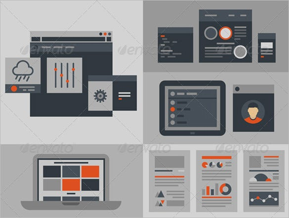 Graphic User Interface Design - 20+ Free PSD, PNG, JPG Format