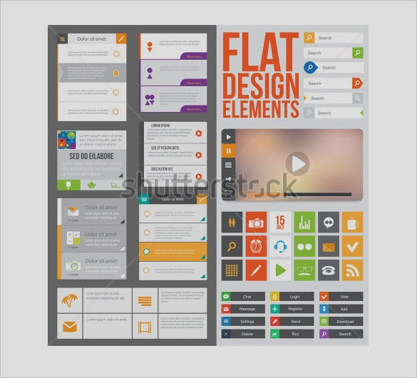 best user interface design set