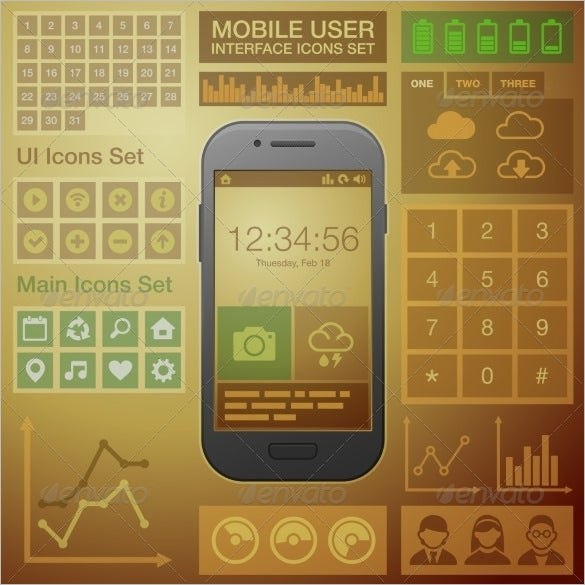 awesome user interface design set to download