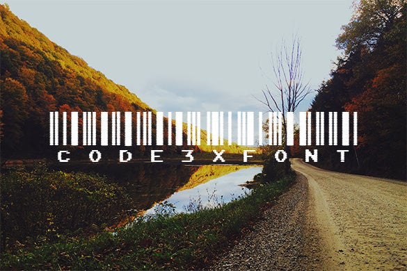 code3x barcode font free download