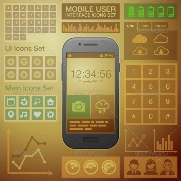 amazing mobile user interface design