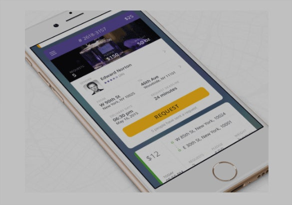 awesome mobile user interface design